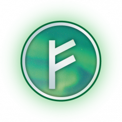 Archivo:AuroraCoin.png